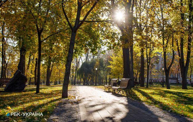 Прохладно, но солнечно: какой будет погода сегодня в Украине