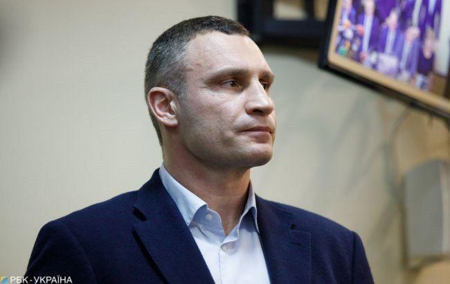 Кличко назвав число вакцинованих від COVID-19 жителів Києва