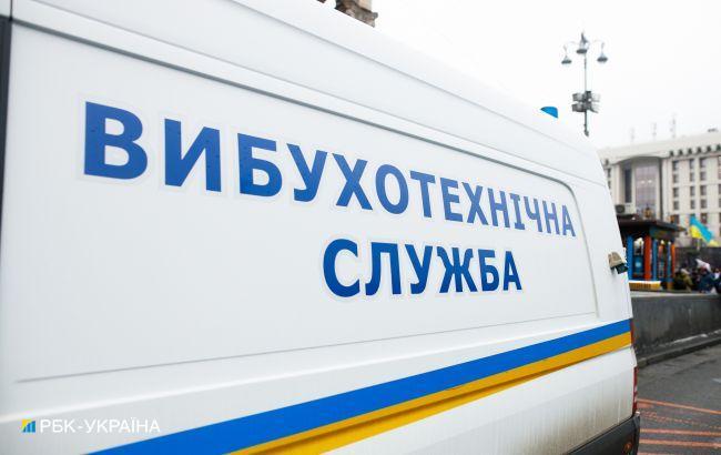 В Киеве сообщили о минировании банка на улице Антоновича. На месте событий работает полиция
