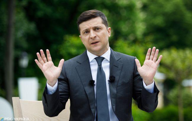 Зеленський подав законопроект про відтермінування касових апаратів для ФОПів
