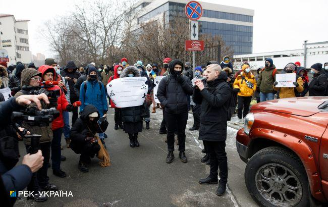 Украинцы назвали главную причину для выхода с протестом на улицу
