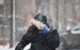 Похолодание в Украине: продолжаются снегопады, морозы до -23