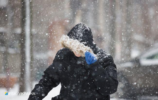Штормовой ветер и дожди со снегом: Украину накроет ненастной погодой