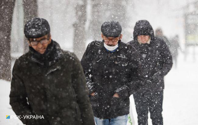 Сиро, сильний вітер і місцями сніг: погода на Різдво буде неприємна