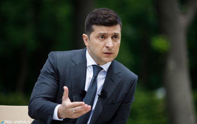 Зеленський різко відповів на звинувачення в постачаннях зброї Баку