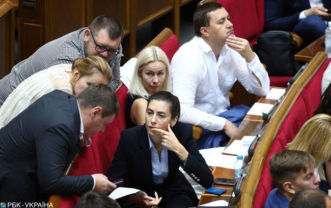 Рада прийняла закон про зміни в протидії відмиванню коштів за основу