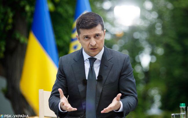 Зеленский о санкциях против Козака: для введения были железобетонные причины