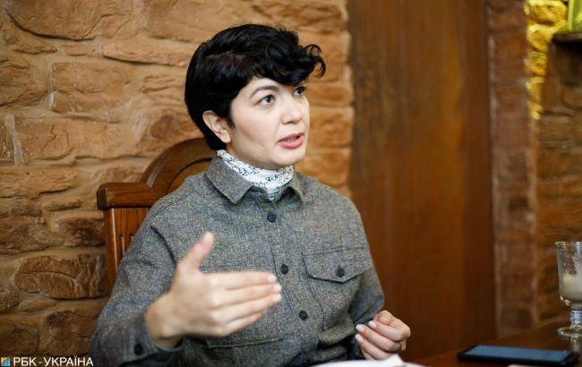 Ташева повідомила, коли Україна відновить водопостачання та транспорт з Кримом