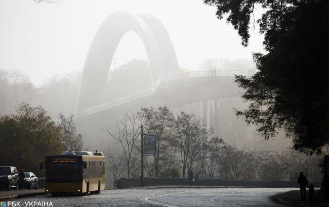 В Украине ожидаются заморозки и густой туман