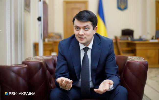 Введення повного локдауну в Україні недоцільно, - Разумков