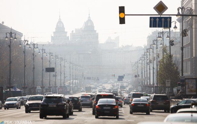 Смог в Києві: МОЗ назвав симптоми отруєння продуктами горіння