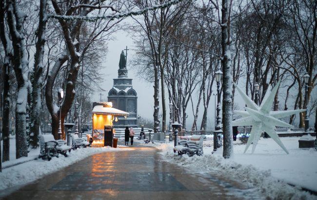 Попри рекордні морози січень у Києві був теплішим за кліматичну норму