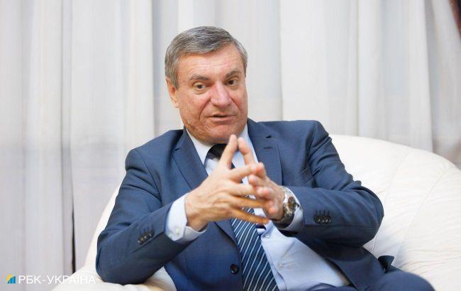 """У Уруского сообщили, что власть решает кризисные вопросы вокруг """"Мотор Сич"""" в закрытом режиме"""