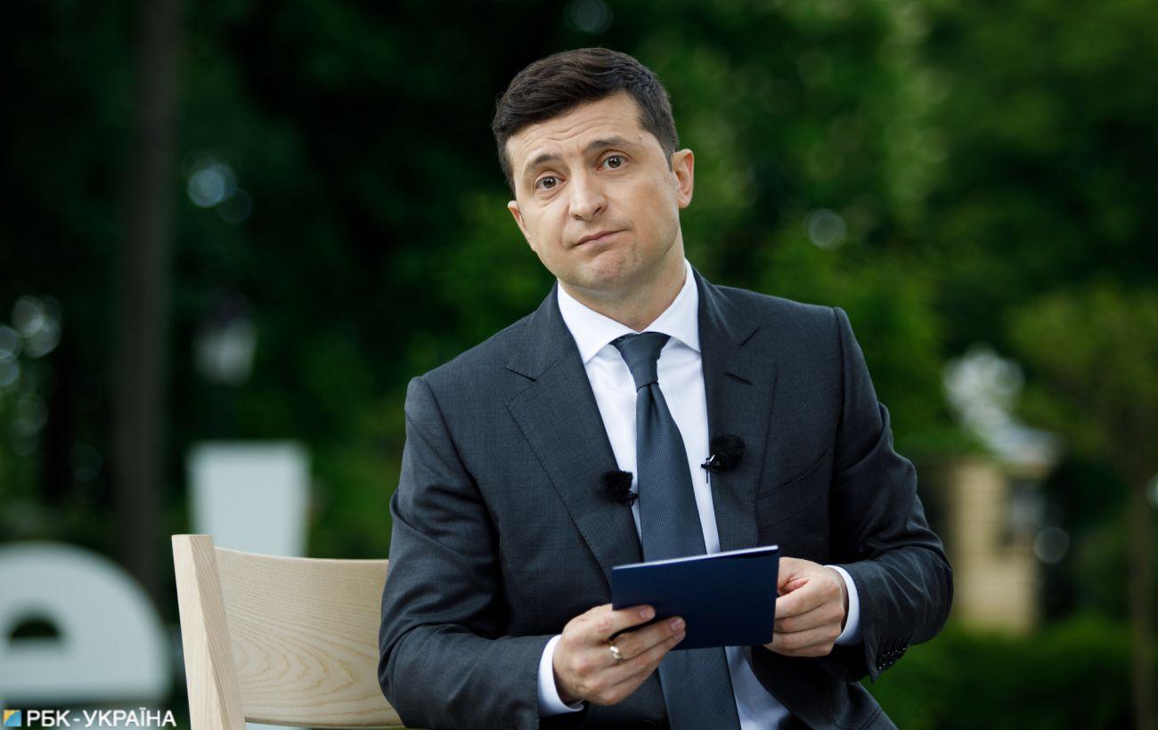 Зеленский внес в Раду закон об изменениях в Кодекс административного судопроизводства