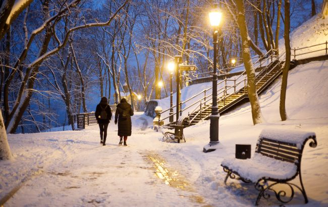 В Укргидрометцентре не исключают возвращения 30-градусных морозов до конца зимы