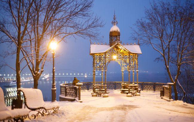 До +8: в Украину идет резкое потепление