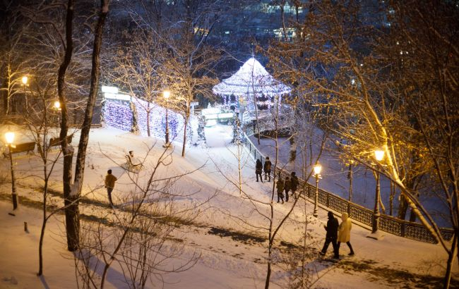 Зима возвращается: Украину засыплет снегом до 30 сантиметров