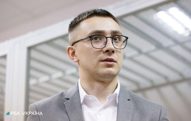 Суд отказался выпустить Стерненко из СИЗО