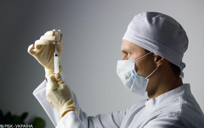 В Украине утвердили план вакцинации населения от COVID-19