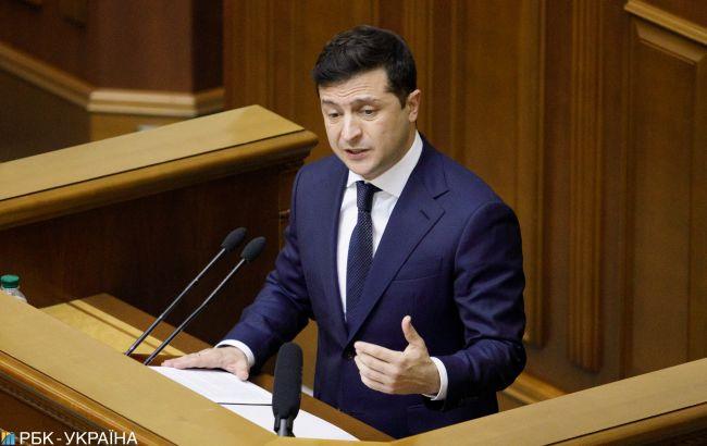 Українці оцінили роботу Зеленського за рік на посаді президента