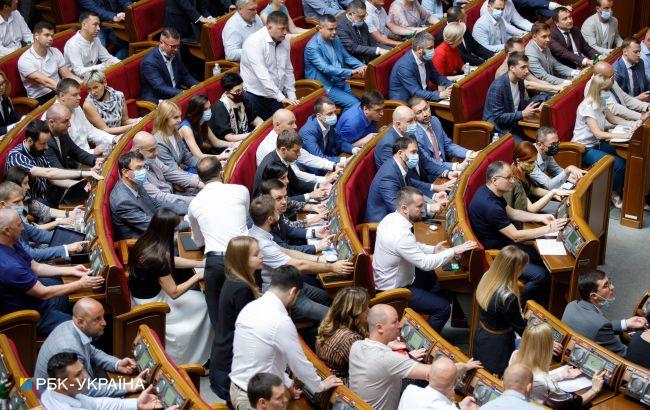Рада провалила звернення до США щодо статусу основного союзника поза НАТО