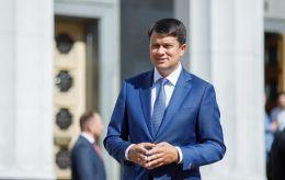 Разумков оценил возможность роспуска Верховной рады
