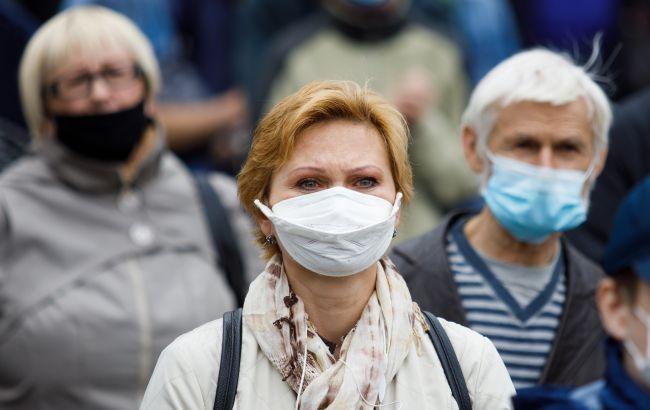 В Украине резко возросло число зараженных коронавирусом