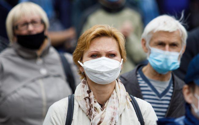 В Європі зафіксували антирекорд за кількістю заражень коронавірусом