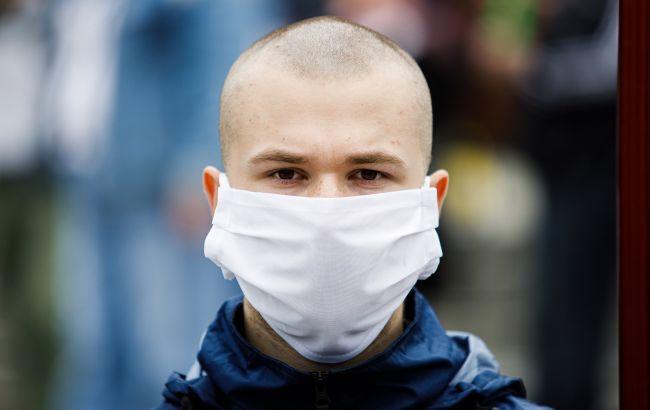 В Украине за сутки выявили более тысячи новых случаев коронавируса