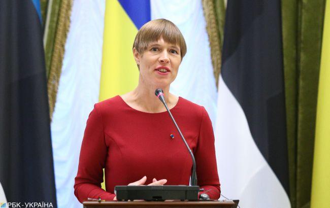 Эстония будет поднимать вопрос Украины на форуме Совбеза ООН