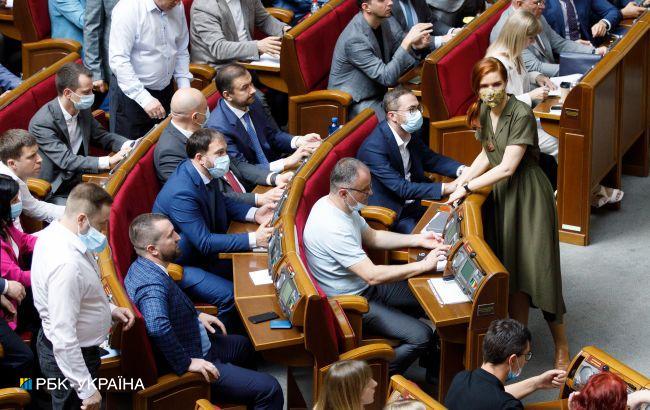 Рада прийняла закон Зеленського про збільшення чисельності ЗСУ