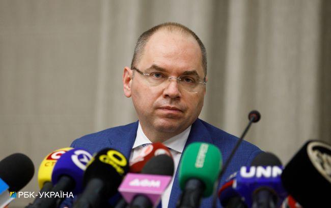 Степанов: в Україні не було утилізації залишкових доз вакцини від COVID