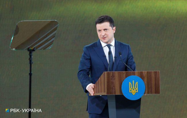 Президентский рейтинг Зеленского прекратил рост