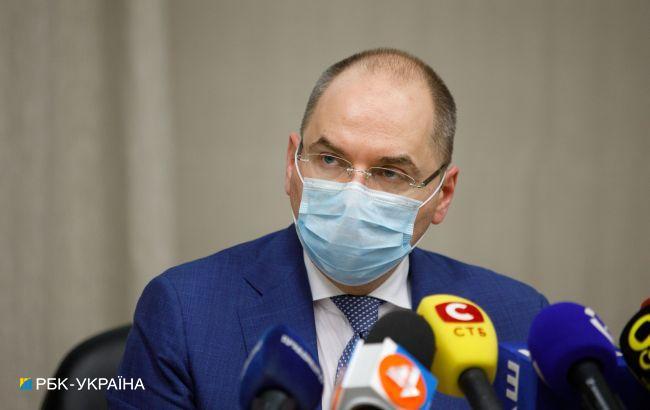 Степанов о паспортах вакцинации в Украине: мы готовы к любому развитию событий