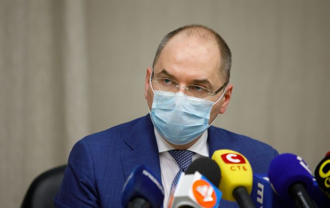 Украина ожидает в феврале первые поставки вакцины для массовой вакцинации, - Степанов