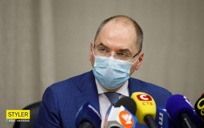 Степанов повідомив, коли 100% українців зможуть отримати доступ до вакцини від COVID-19