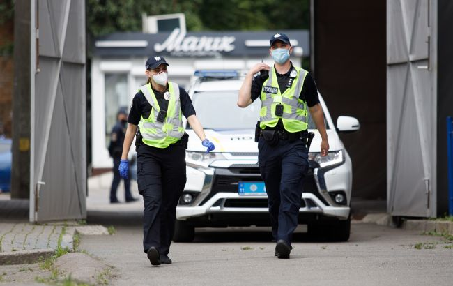 У Харкові стався вибух, введено поліцейську спецоперацію