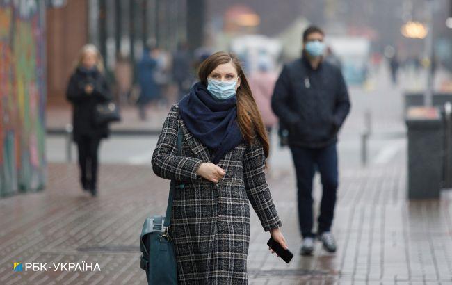 "Київ та 8 областей мають ""помаранчеві"" показники карантину другий день поспіль"