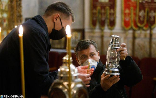 Как работают церкви в Вербное воскресенье в Киеве: список рекомендаций властей