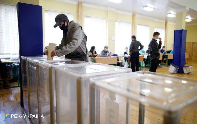 Названа явка на выборах мэра Кривого Рога на 12:00