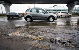 В Украину движется циклон Henri: какие области накроет штормом