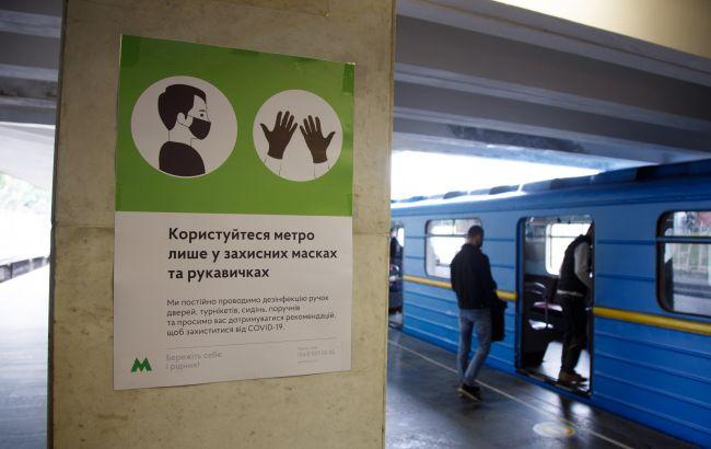 Прощай скрининг, привет толпы: в сети показали, какработаетметро в Киеве