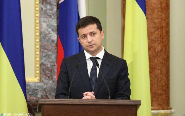 Зеленський запросив Байдена в Україну на святкування 30-річчя Незалежності