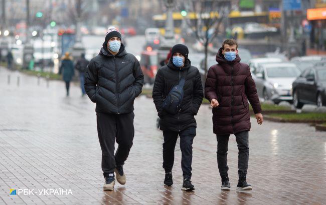 """Киев надолго в """"оранжевой зоне"""" карантина: назван срок"""