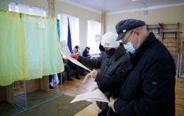 Результати виборів у Львові