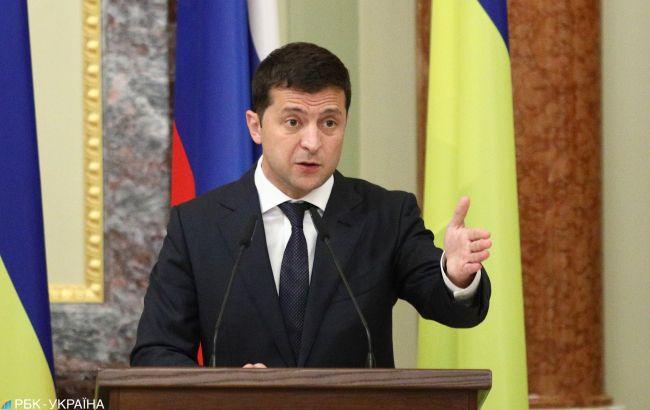 Зеленский предлагает Раде ратифицировать соглашение с ЕБРР