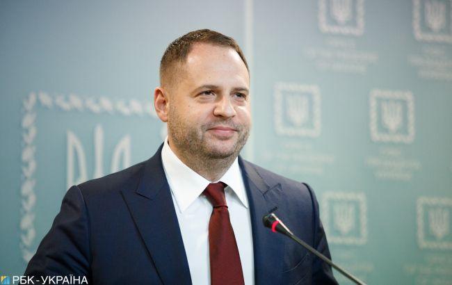 Єрмак хоче змінити формат співпраці Офісу президента з Радою