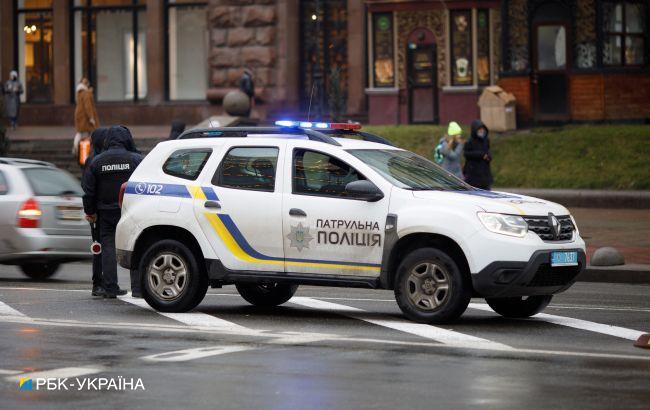 Полиция Киева усилила меры из-за протестов в правительственном квартале