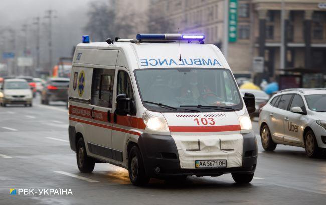 """Під Харковом напали на бригаду """"швидкої"""", є постраждалі"""