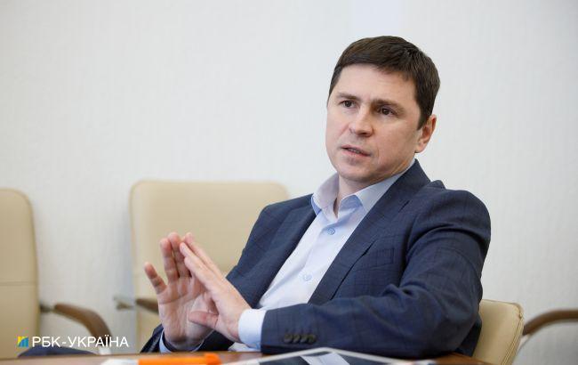 Михайло Подоляк: Через декілька виборчих циклів Медведчука не буде